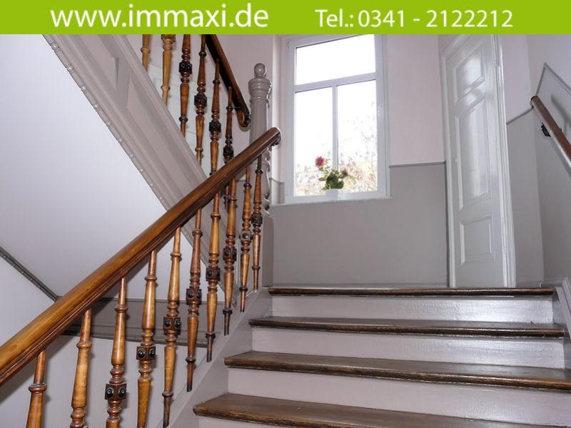 Treppenhaus mehrfamilienhaus  Saniertes Mehrfamilienhaus zum Kauf in Leipzig | Immaxi Immobilien ...